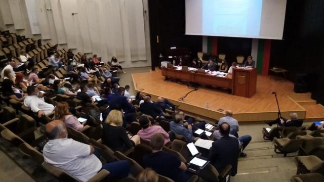 Седма сесия на местния парламент във Варна се провежда днес (НА ЖИВО)