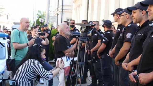 Главният секретар за протестите: Каквото и да направим, МВР ще бъде виновно