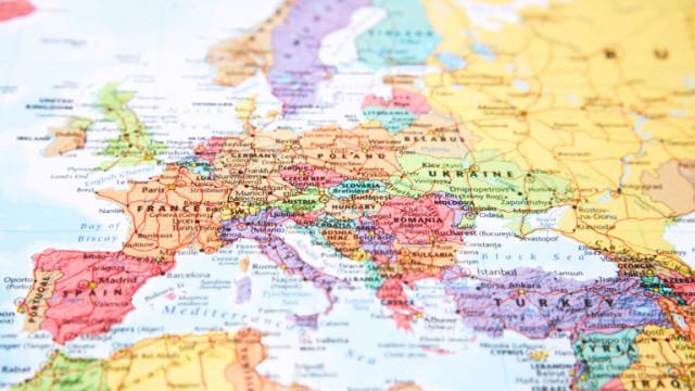 Унгария, Румъния и България с исторически спад на икономиката