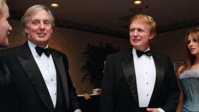 Белият дом: Братът на Тръмп, Робърт е хоспитализиран в Ню Йорk