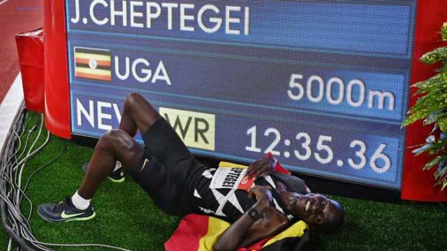 Световен рекорд на 5000 метра в Монако, Петрова с второ място в тройния скок
