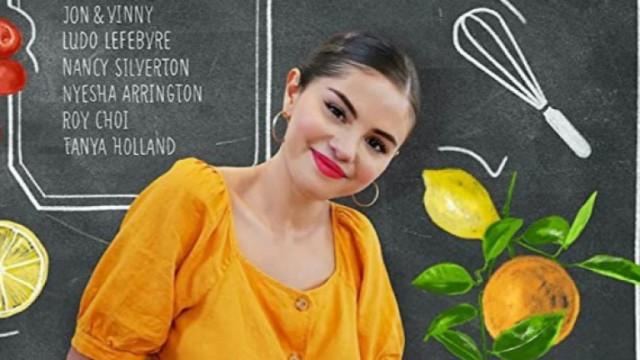 Селена Гомес, Selena + Chef и кулинарното шоу на певицата по HBO Max