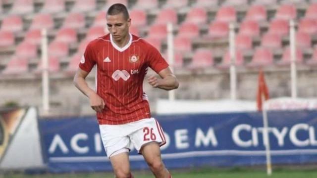 ЦСКА продава Антов в Англия?