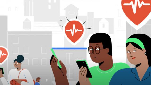 Google, Android, земетресенията и как смартфоните ще служат за детектор
