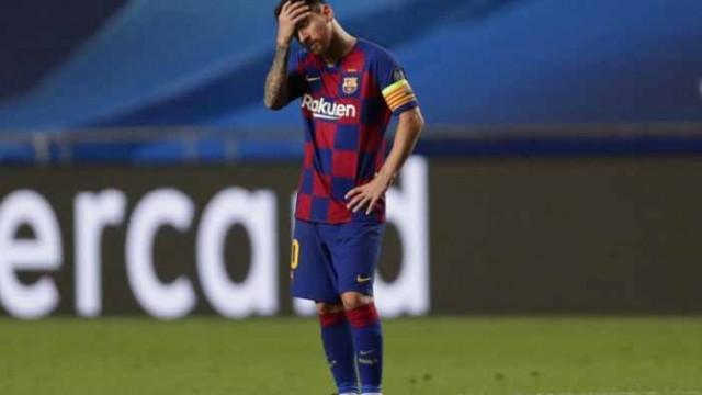 БОМБАТА НА ДЕНЯ: Меси напуска Барселона