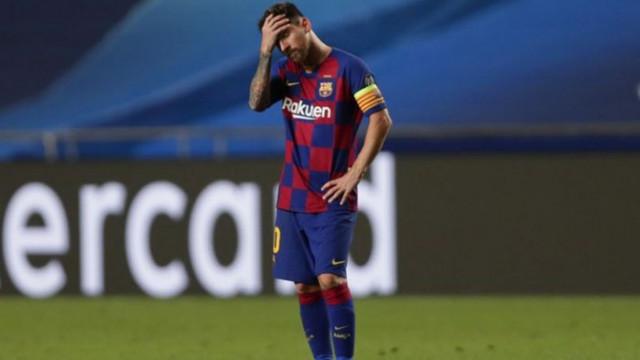 Манчестър Сити е фаворит за подписа на Лео Меси