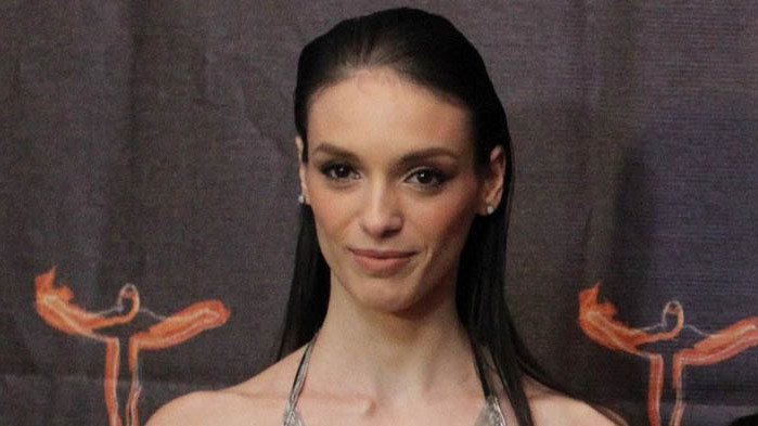 Луиза Григорова се разсъблече (СНИМКА)