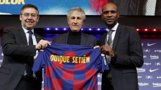 Уволниха треньора на Барселона, гласят Куман за заместник