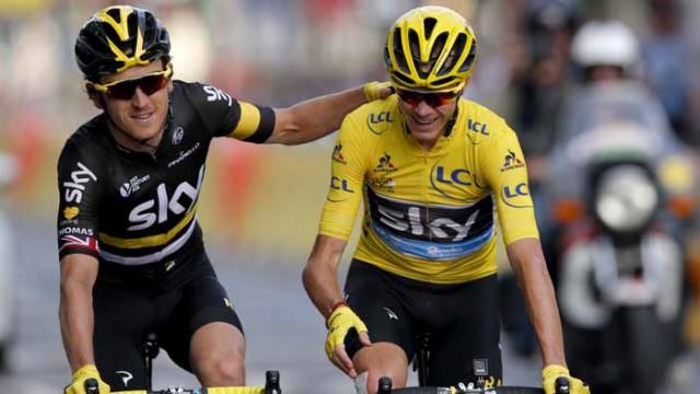 Крис Фрум и Герант Томас пропускат Тур дьо Франс