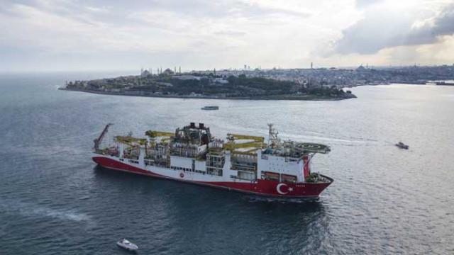 Турция откри газови находища в Черно море