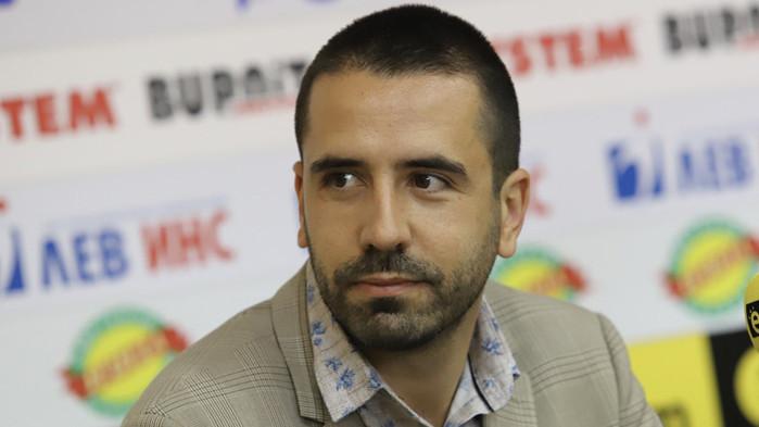 Жлябинков: Миньор ще бъде финансово обезпечен за новия сезон във Втора лига