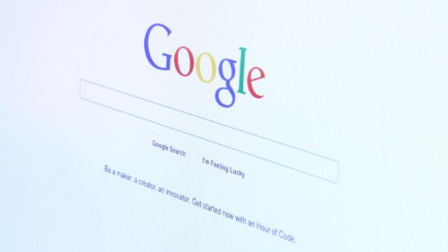 Срив на услуги на Google